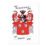 escudo de los quinteros postales