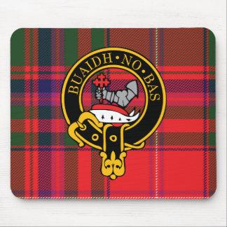 Escudo de Macdougall y cojín de ratón escoceses de Alfombrillas De Ratones