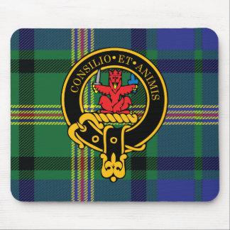 Escudo de Maitland y cojín de ratón escoceses del  Tapetes De Raton