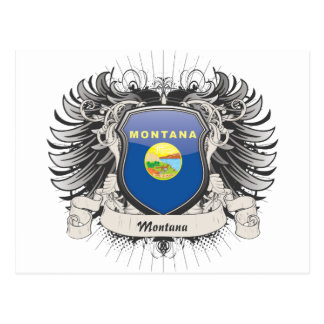Escudo de Montana Postal