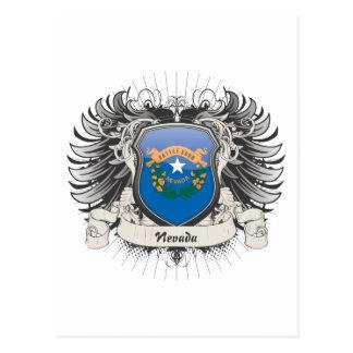 Escudo de Nevada Tarjetas Postales