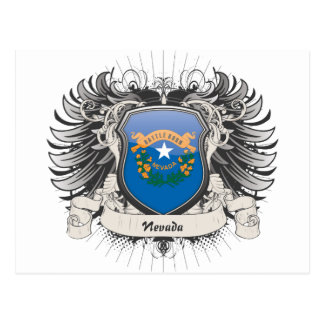 Escudo de Nevada Postales
