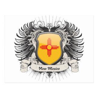 Escudo de New México Postales