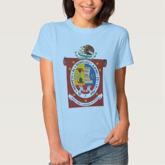 Escudo de Oaxaca, México Camisas