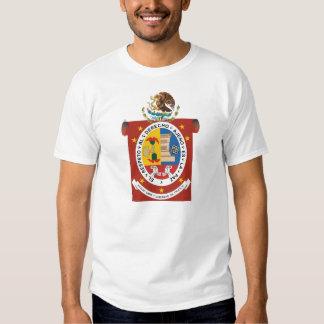 Escudo de Oaxaca, México Polera