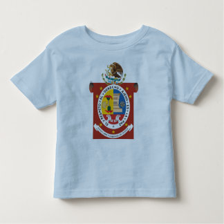 Escudo de Oaxaca, México Remera