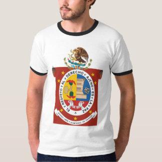Escudo de Oaxaca, México Remeras