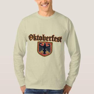 Escudo de Oktoberfest Playeras