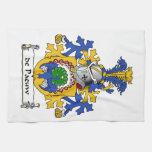 escudo de Paeuw Family Toallas
