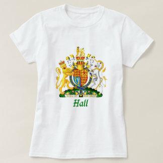 Escudo de Pasillo de Gran Bretaña Remera