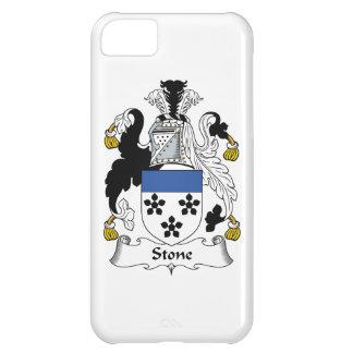 Escudo de piedra de la familia funda para iPhone 5C