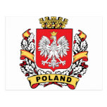 Escudo de Polonia Postal