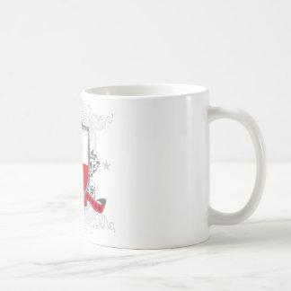 Escudo de Polonia Tazas De Café