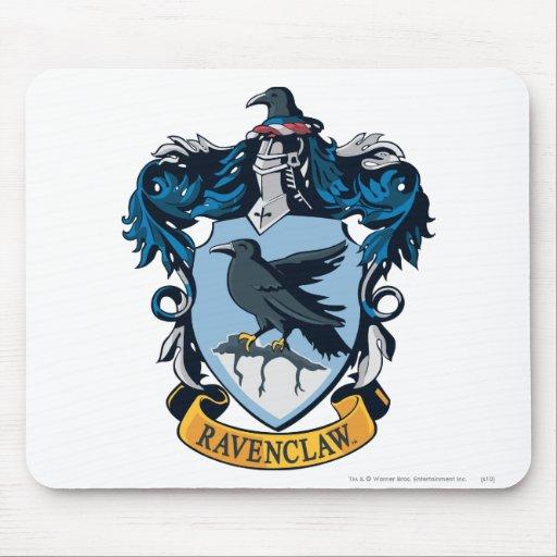 Escudo de Ravenclaw Alfombrilla De Ratones