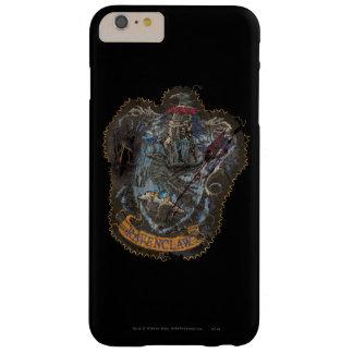 Escudo de Ravenclaw - destruido Funda De iPhone 6 Plus Barely There