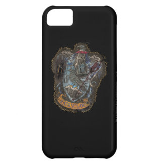 Escudo de Ravenclaw - destruido Funda Para iPhone 5C
