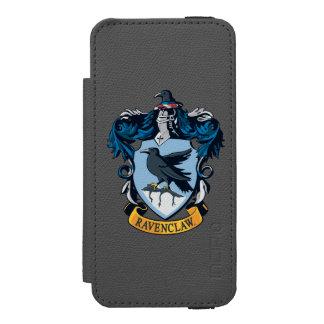 Escudo de Ravenclaw Funda Billetera Para iPhone 5 Watson