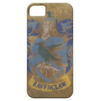 Escudo de Ravenclaw pintado iPhone 5 Carcasa