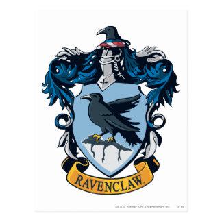 Escudo de Ravenclaw Postal