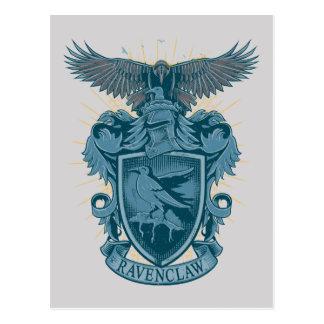 Escudo de RAVENCLAW™ Postales