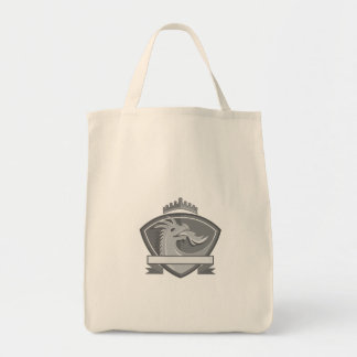 Escudo de respiración de la corona del fuego del bolsa tela para la compra