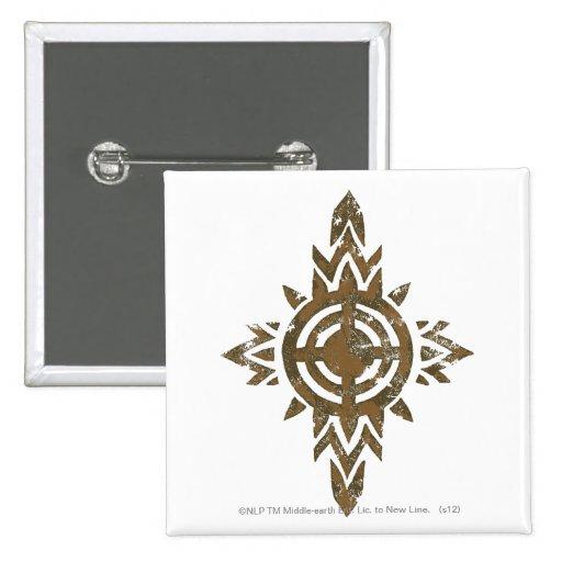 Escudo de Rohan Pin