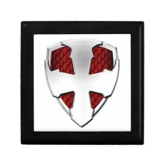 Escudo de San Jorge Cajas De Joyas