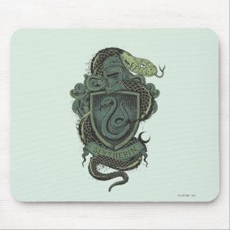 Escudo de SLYTHERIN™ Alfombrillas De Raton