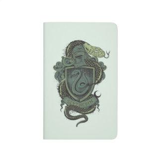 Escudo de SLYTHERIN™ Cuadernos Grapados