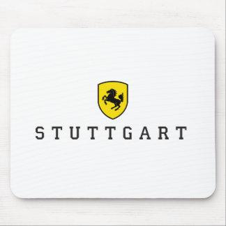 Escudo de Stuttgart Tapete De Raton