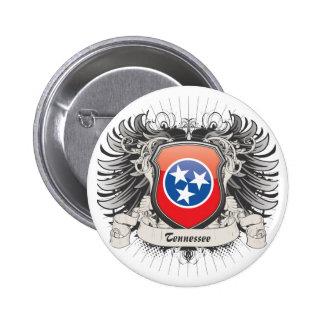 Escudo de Tennessee Pins