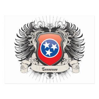 Escudo de Tennessee Tarjetas Postales