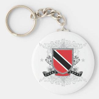 Escudo de Trinidad Llaveros