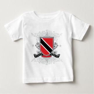 Escudo de Trinidad Playera De Bebé