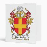 Escudo de Van Aelst Family