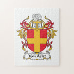 Escudo de Van Aelst Family Puzzle