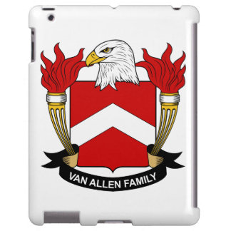Escudo de Van Allen Family