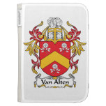 Escudo de Van Alten Family