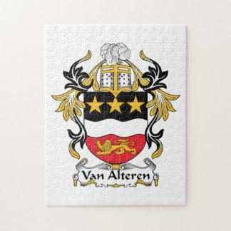 Escudo de Van Alteren Family Puzzles