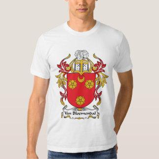 Escudo de Van Bloemendal Family Camisas