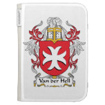 Escudo de Van der Hell Family