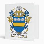 Escudo de Van der Laan Family