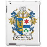 Escudo de Van der Ley Family