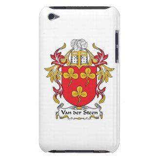 Escudo de Van der Steen Family Case-Mate iPod Touch Funda