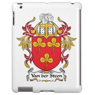 Escudo de Van der Steen Family