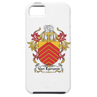 Escudo de Van Egmond Family iPhone 5 Carcasas
