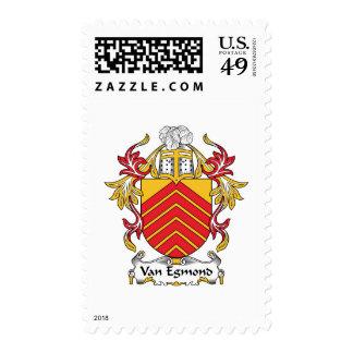 Escudo de Van Egmond Family Sello