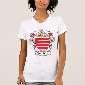 Escudo de Van Haren Family Camiseta