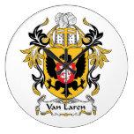 Escudo de Van Laren Family Relojes