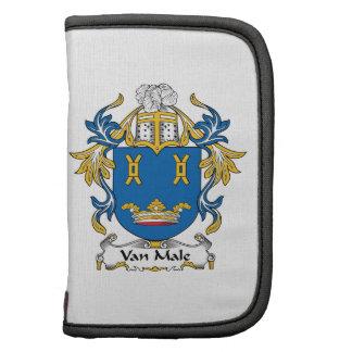 Escudo de Van Male Family Organizadores